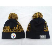 Buy cheap custom design new style promotion knitting beanie winter kinited beanie hat cap from wholesalers