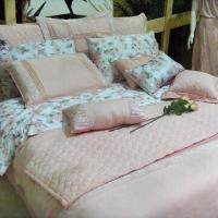 Buy cheap Bedding Set, Made of 66% Cotton, 12% Linen and 22% Bamboo, Includes Yarn/Dye Duvet Cover product