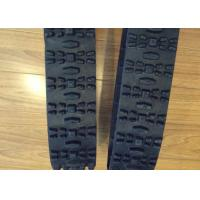 Buy cheap Rubber Caterpillar Tracks For Robots / Wheel Chair 118mm X 60mm X 20 Links from wholesalers