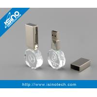 Buy cheap 2GB 4GB 8GB 16GB Bulk 3D Laser Engraving Crystal USB Sticks from wholesalers