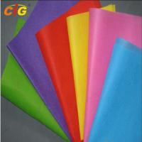 Buy cheap Multi Colors PP Non Woven Fabric Flame Retardant For Home Textile And Furniture product