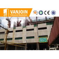 100mm Lightweight Fireproof Sound Insulation EPS Cement Sandwich Panel for High Buildings