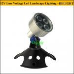 Buy cheap Low Voltage Led Outdoor Illuminate ip68 led spot light for landscape lighting 12V LED Up Lightings LED garden spot light from wholesalers