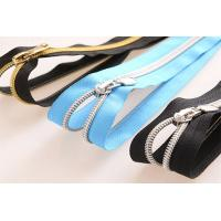 Buy cheap #5 Nylon Zipper Gold Teeth For High Quality Bag And Jacket Garment Accessories from wholesalers