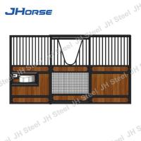 China CE Rental Horse Stall Fronts For California Alberta Canada Camping on sale