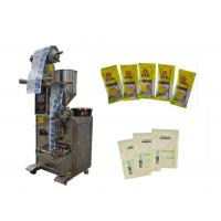 Buy cheap automatic honey and sauce packing machine stick sachet packaging machine from wholesalers