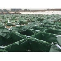 Buy cheap 3*1*1 Electro Galvanized Gabion Box with PP Geotextile Bags for River and Sea Bank Protection from wholesalers