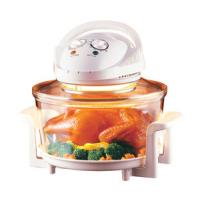 Buy cheap Glass halogen electric oven from wholesalers