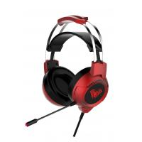 Buy cheap Aula G91II USB 7.1 Wired Surround Sound Gaming Headset With LED Light product