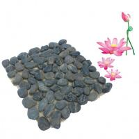Buy cheap nature river pebble stone mosaic for home decoration from wholesalers