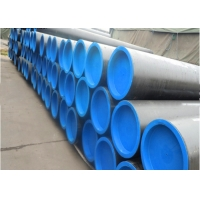 Buy cheap ASTM A53 OD 20MM Round Black Seamless Carbon Steel Pipe from wholesalers