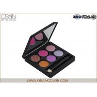 Highlight Makeup Artist Eyeshadow Palette , Eyeshadow Matte Palette For Ladies