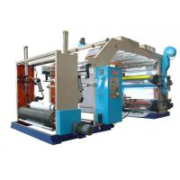 Buy cheap YTZD Four Colour Flexo Printing Machine High Speed For Paper Web , Roll Paper from wholesalers