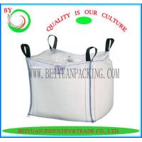 Buy cheap China pp woven jumbo bag for packing 1 ton polypropylene pp woven big bag/ jumbo bag from wholesalers