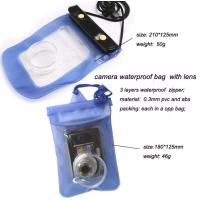 Buy cheap  pvc waterproof camera bag product