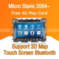 Buy cheap Micro Stavic 2004- Auto Radio DVD GPS Navigation with Digital TV Bluetooth Touch Screen RDS from wholesalers