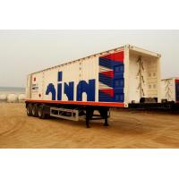 Buy cheap CLWEnric 12.5 m 5.4 t 3 axis transport flammable gas tank trailer HGJ9401GRQ0086 from wholesalers