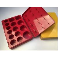 Buy cheap Multifunctional Universal O Ring Kit Red Colour With Plastic And Rubber Material from wholesalers