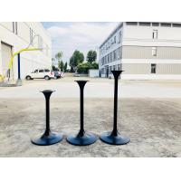 Buy cheap Modern Tulip Pedestal Bar Table Legs Powder Coated Outdoor Furniture from wholesalers