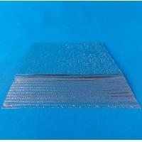 Buy cheap Stucco Embossed AluminIum Sheet Refrigerator Lining Decoration Width Customized from wholesalers