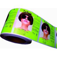 Full Color Printing Cosmetic Label