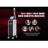 Buy cheap Painless Hair Removal Machine 60.85kg Gross weight ROHS Certification from wholesalers