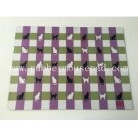 Buy cheap Personalized Desk Pads / Mat with Logo Printing For Business from wholesalers