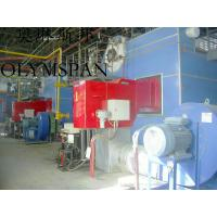 Buy cheap Low Pressure Horizontal Heating Thermal Gas Oil Fired Boiler , High Temperature product