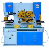 Buy cheap Industrial Grade Q35Y Hydraulic Iron Worker Universal Ironworker Equipment from wholesalers