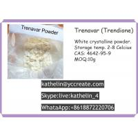 Buy cheap Prohormones Steroids Raw Powder Trenavar / Trendione For Bodybuilding  4642-95-9 from wholesalers