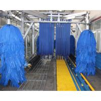 Buy cheap Aluminium Alloy Express Car Wash Tunnel Hydraulic Single Chain Conveyor System from wholesalers