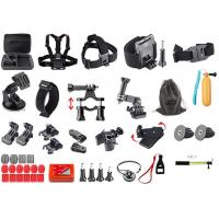 Quality 42 in1 Outdoor Sport Camera Kit for GoPro Hero , SJ CAM , Xiao Mi YI  Action Cameras for sale