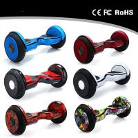 Buy cheap Smart Balance Board Electric Scooter 10 Inch Electric Balancing Hoverboard from wholesalers