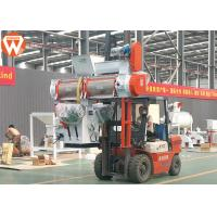 Buy cheap Cattle Sheep Horse Poultry Pellet Feed Plant With Siemens Motor Multi Function Hammer Mill from wholesalers