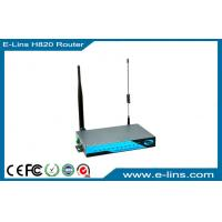 Buy cheap High speed 4G LTE Cellular M2M GPRS WIFI Router 100Mbps / 150Mbps from wholesalers