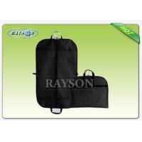 Buy cheap Disposable Reusable Non woven Suit Cover , Folded Suit Non woven Garment Bags from wholesalers