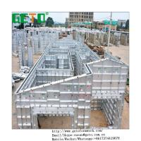 Buy cheap Highly Efficient Construction Aluminum Shuttering Formwork/Building Construction Materials For Shopping Malls/Formwork from wholesalers