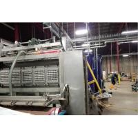 High Speed Paper Pulp Molding Machine With 2500 - 4000pcs / Hour Capacity