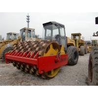 Buy cheap supplier CA25PD Dynapac padfoot sheepfoot road roller from wholesalers