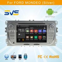 Buy cheap Android car dvd player GPS for FORD Mondeo / FOCUS 2008-2011/ S-max-2008-2010 car radio from wholesalers