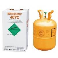 Buy cheap R407c blend / mixed refrigerant msds for retrofit existing R - 22 systems SGS / ROSH from wholesalers