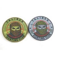 Buy cheap Velcro Back PVC Morale Patch from wholesalers