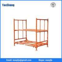 Buy cheap Heavy Duty Storage Warehouse Rack / Warehouse Metal Stacking Rack / Warehouse Pallet Rack from wholesalers