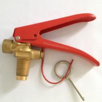 Buy cheap co2 extinguisher valve from wholesalers