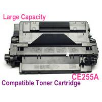 Buy cheap Large Capacity Compatible Toner Cartridges(CE255A) for HP LaserJet P3011/P3015/P3015D from wholesalers
