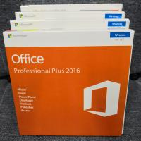 Buy cheap Box Microsoft Office Professional Plus 2016 / Link Microsoft Office Key Code from wholesalers