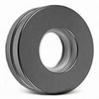Buy cheap NdFeB Ring Magnet with Nickel, Zinc, Gold Coating, Used in Printer and Switchboard, Neodymium Magnet product