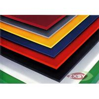 Buy cheap Hydrophilic Alloy Painted Aluminum Coil 1100 / 3003 Brushed Color product