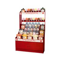 Buy cheap Front Counter Cardboard Storage Candy Display Stands Bins For Supermarket Promotion from wholesalers