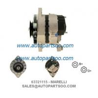 Buy cheap 63321115 943356850 - MARELLI Alternator 24V 35A Alternadores from Wholesalers